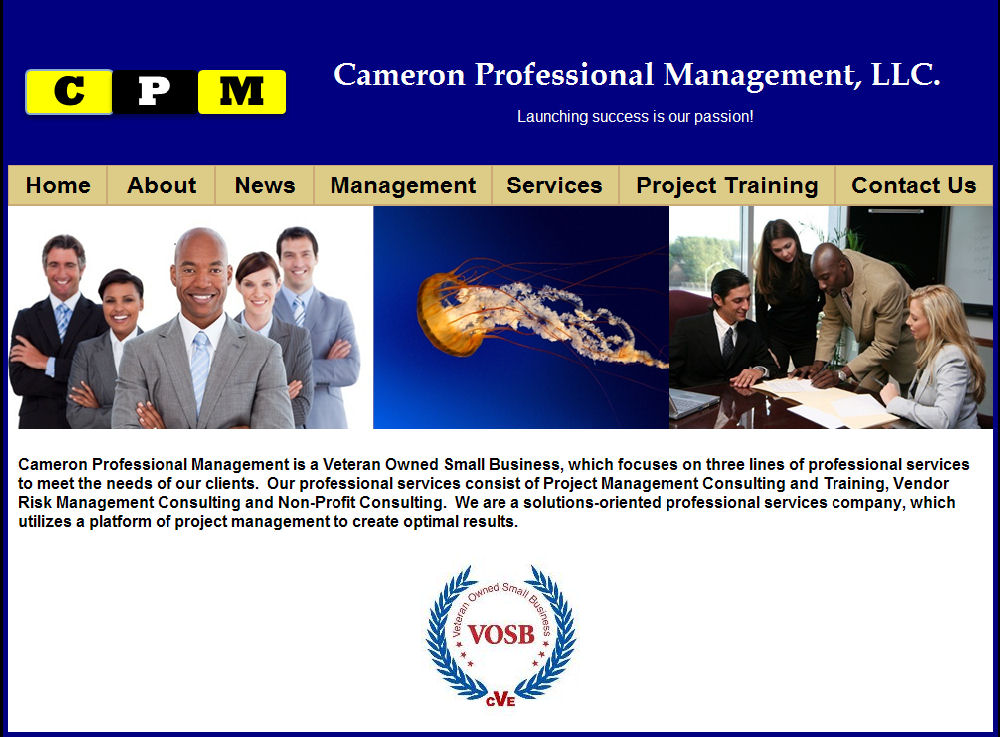 Cameron Professional Management , LLC  Pittsburgh, PA  15219