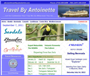 Travel By Antoinette - Bronx , NY  10467